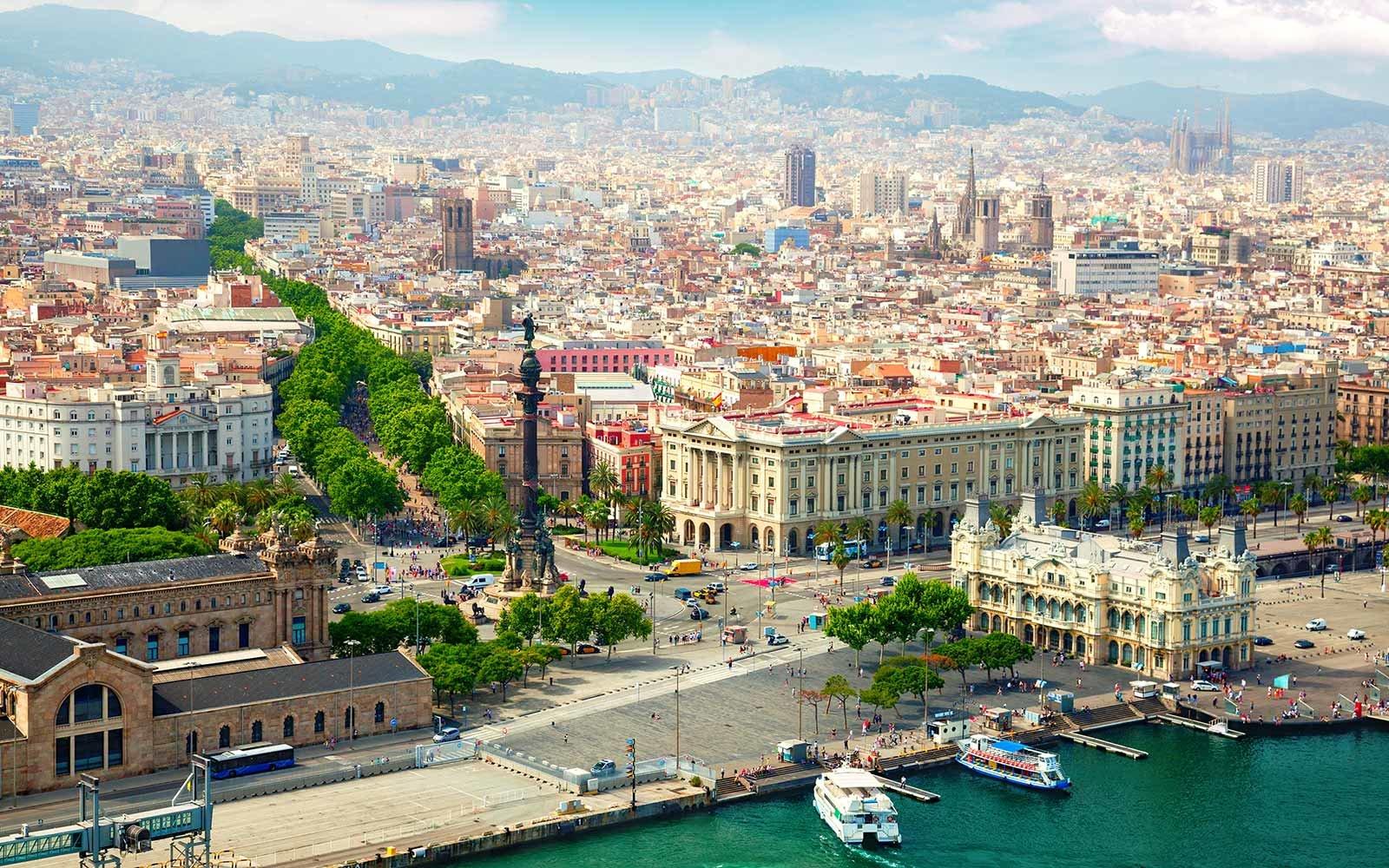 Barcelona all spain travel - Project management barcelona ...
